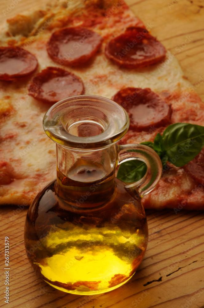 Fototapety, obrazy: Pizza