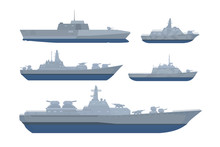 War Ship Set Collection Pack W...