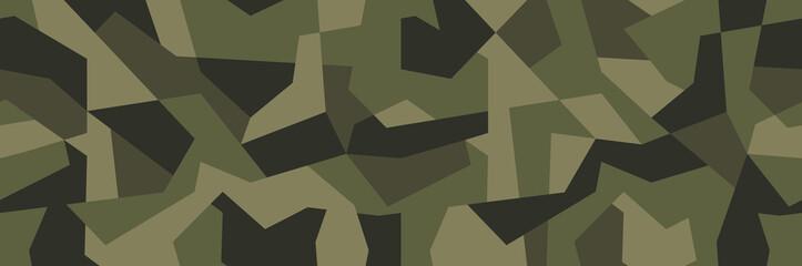 Vector geometric camouflage...