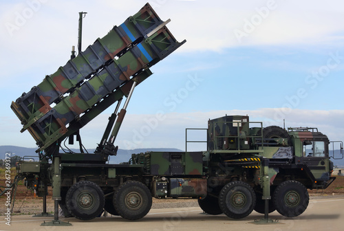 Recess Fitting Chicken Anti-missile tactical system of the Israel Defense Forces