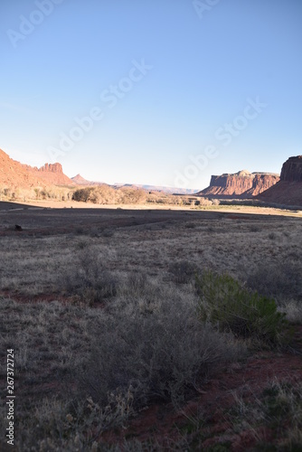 Valokuvatapetti Canyonlands National Park, Utah