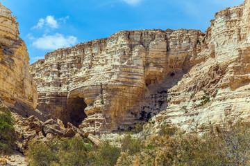 Canyon Ein Avdat