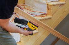 Installation For Wooden Railin...