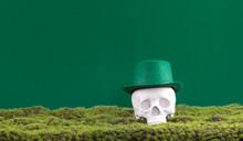 St. Patrick's Day, Irish Skull