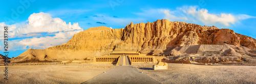 Obraz Temple of Hatshepsut - fototapety do salonu