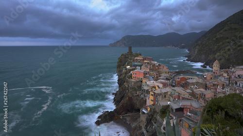 Fototapety, obrazy: Cinque Terre - Porto Venere - Vernazza - Manarola