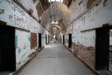 Old Philadelphia Abandoned Penitentiary