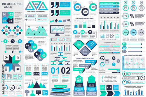 Photo Stands Wall Decor With Your Own Photos Infographic elements data visualization vector design template. Can be used for steps, options, business processes, workflow, diagram, flowchart concept, timeline, marketing icons, info graphics.