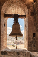 Bell At The Tower Of San Franc...