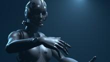 Robot Woman, Sci-fi Woman  Dig...