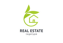 Abstract Real Estate Agent Log...