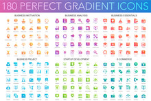 180 Vector Trendy Perfect Grad...