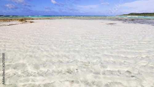 Fotografia  美しい沖縄のビーチ