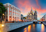 St. Petersburg - Church of the Saviour on Spilled Blood, Russia - 267518776