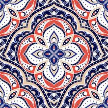 Mandala Indian Paisley Pattern...