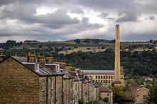 Victorian Salts Mill Dominates...