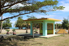Forgotten Bus Stop On Vieques ...