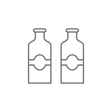 Beer, Holland Icon. Element Of Holland Icon. Thin Line Icon For Website Design And Development, App Development. Premium Icon
