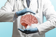 Image Of A Doctor In A White C...
