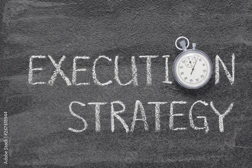 Cuadros en Lienzo  execution strategy watch