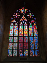 Saint Vitus Cathedral Window