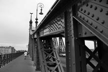 Puente Sobre El Danubio, Budapest, Hungría