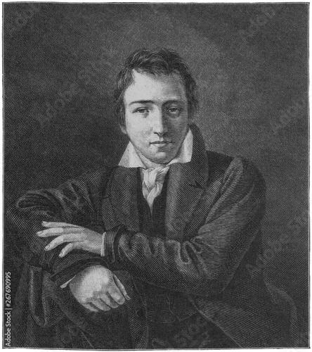 Fotografija  Heinrich Heine, 1831