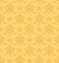 Yellow Background Texture In R...
