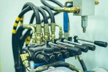 Hydraulic Control Joystick