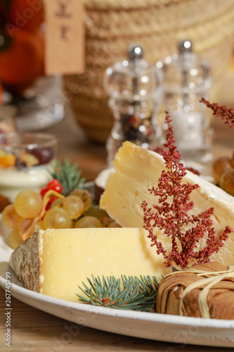 Poster fromage