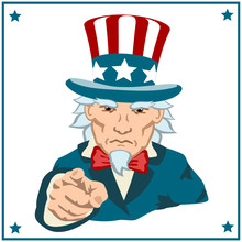 Uncle Sam Wants You, Points Hi...