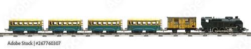 Fotografía  Train électrique jouet