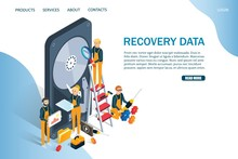 Recovery Data Vector Website L...