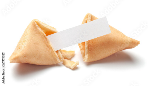 Fotografia Chinese fortune cookies