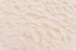 Copy space of sand beach texture abstract background.