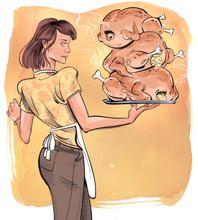 Thanksgiving Cooking