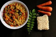 Hot Maggie Spicy Noodles Recip...