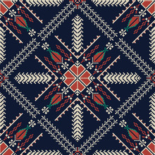 Palestinian Embroidery Pattern 200