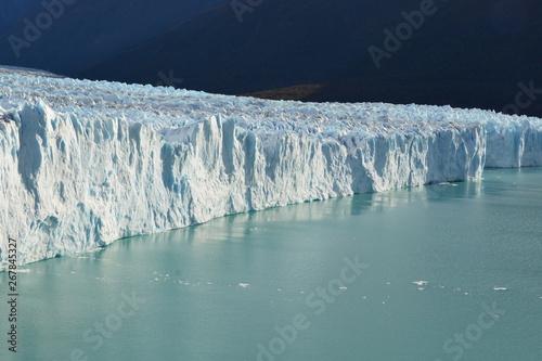 Aluminium Prints Glaciers perito moreno