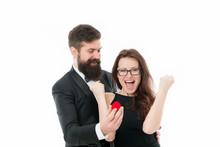 Long Awaited Proposal. Couple ...