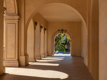 Archways Architecture At The Park