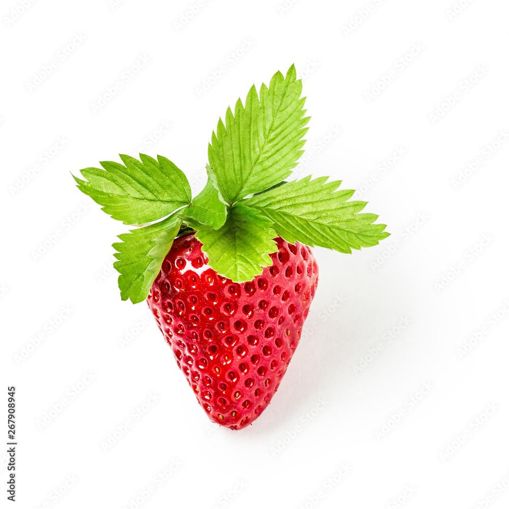 Fototapety, obrazy: Strawberry spring fruits
