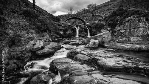 Fotografía Three Shires Head - Peak District