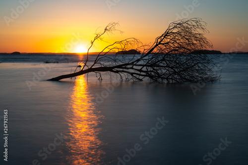 Lough Corrib Fototapet
