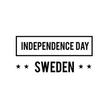Happy Sweden Independence Day ...