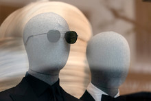 Formal Dress Suit Man Mannequin