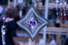 Wind Chime With Stone