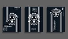 Set Of Minimal Design Backgrou...