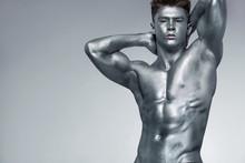 Brutal Strong Muscular Bodybui...