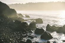 Marshall's Beach In San Franci...